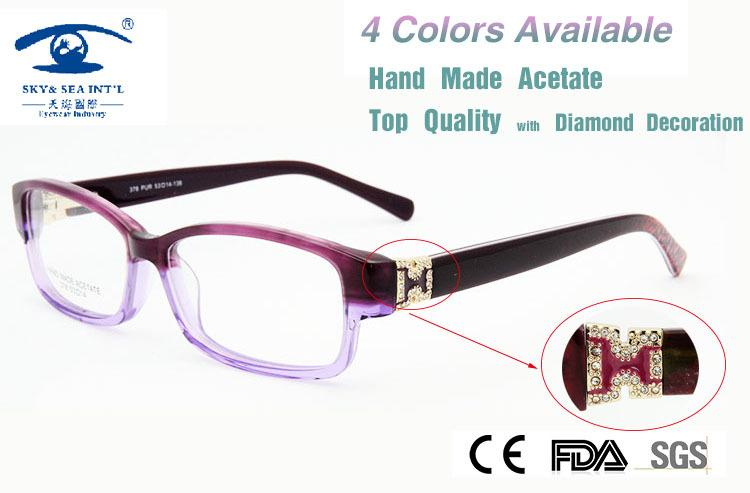 3f58cdde656 2019 Wholesale High Quality Oculos Of Grau Fashion Women Eyewear Italy  Design Computer Diamond Luxury Glasses Frame Brand New 2015 From Tonic