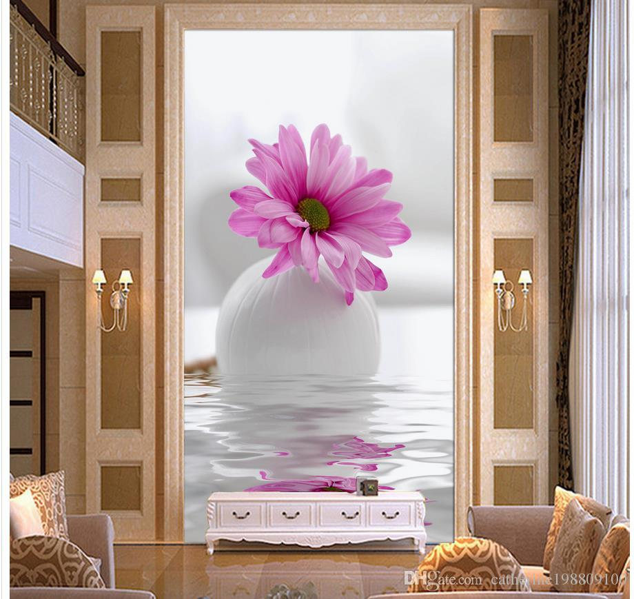 Water chrysanthemums mystery background wall decoration painting water chrysanthemums mystery background wall decoration painting mural 3d wallpaper 3d wall papers for tv backdrop flower wallpapers flowers wallpapers from amipublicfo Choice Image