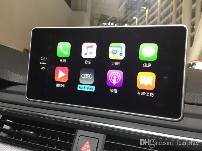 2018 Intelligent Drive Android Carplay For Audi A4 Audi B7