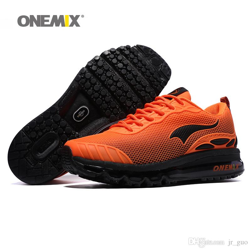 2018 Onemix Men Running Shoes For Women Air Cushion Athletic Trainers  Tennis Sport Shoe Maxes Fashion Classic Outdoor Trail Walking Sneakers 2018  From ...