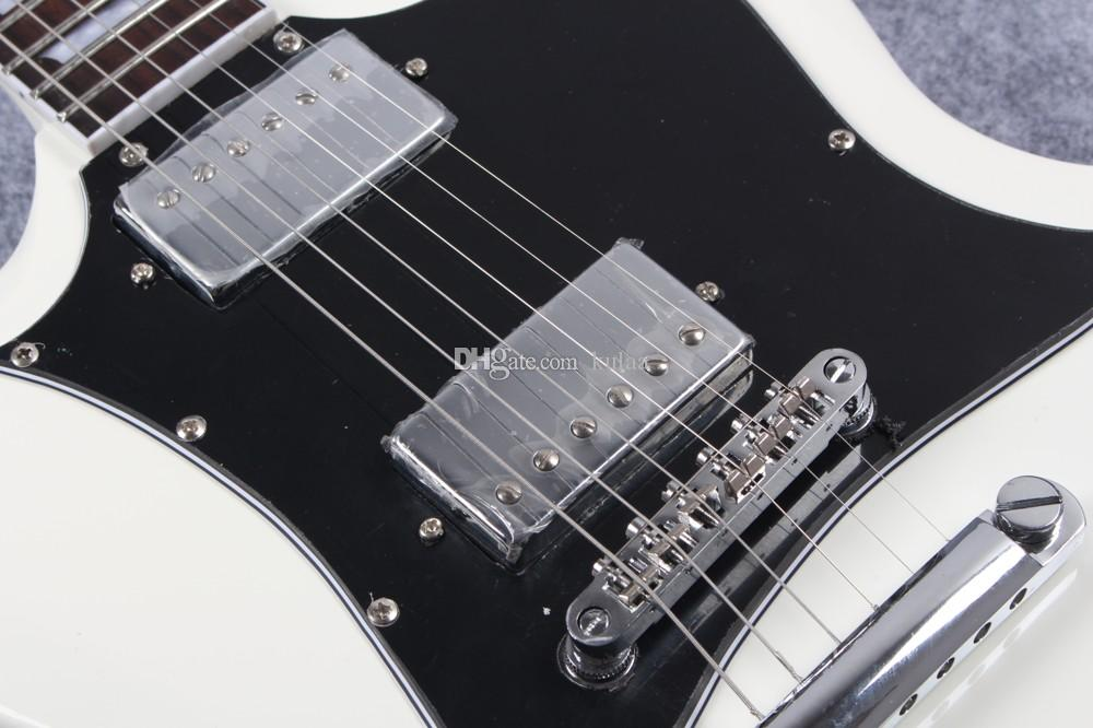 Hot Brand Lesp new Standard white Electric Guitar