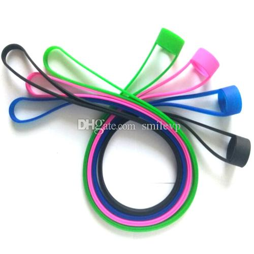 Juul Silicone Necklace rings vape band String for Juul MT MYLR RELX e cigarette ecigs lanyards with Vape Band