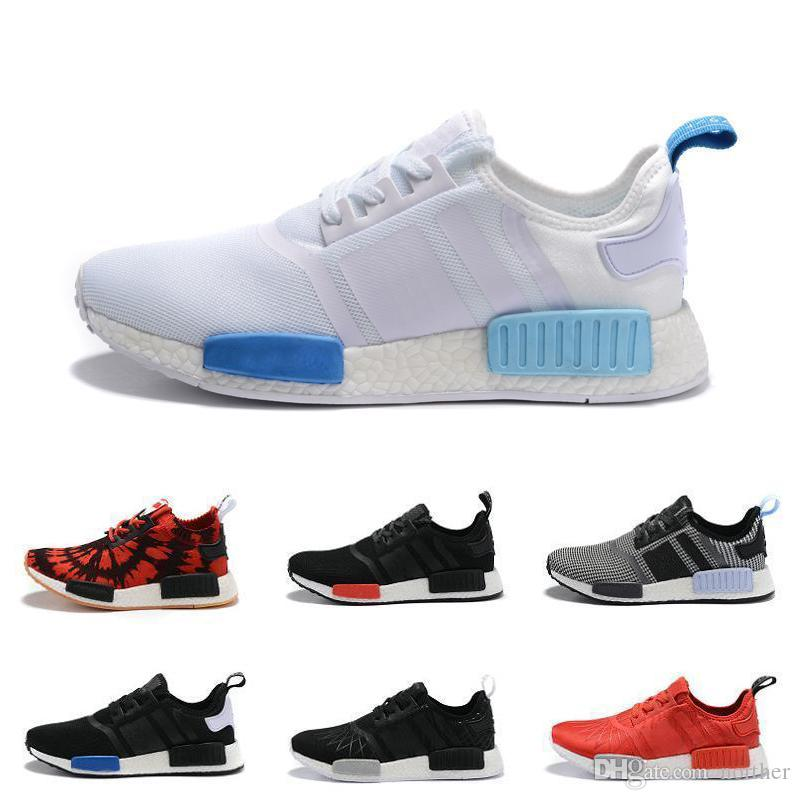 Wholesale Cheap NMD R1 Triple White Sneaker for Sale Online