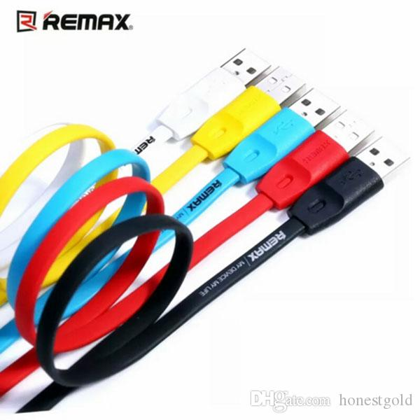 100% Original Remax 100cm Charging Data Cable Mobile Phone Wire ...