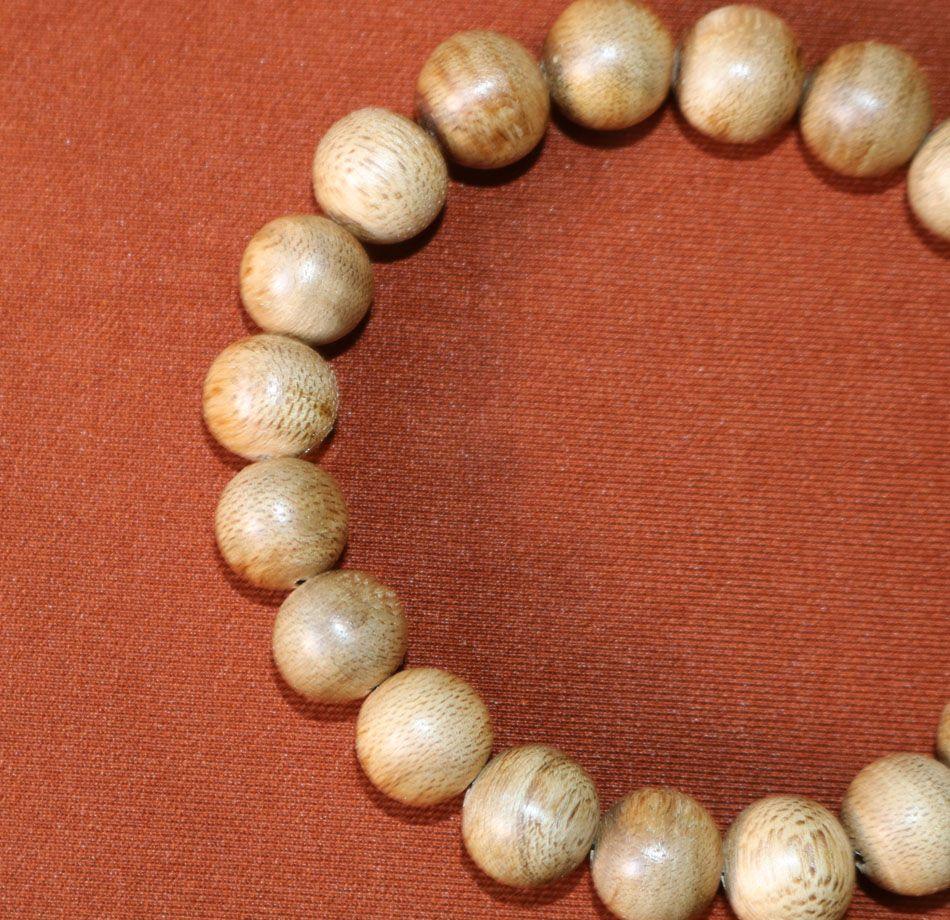 Branelli di preghiera di 10mm Genuino braccialetto di perline HaiNan Agarwood cinese naturale le donne Cina oud aloeswood bangle Gaharu Rosary Bead