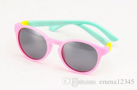d61242172f9 TAC Flexible Kids Sunglasses Girl Boys Polarized Sun Glasses Anti UV Sun  Protection Eyewear Sport Goggles Oculos 850 Sunglasses For Men Prescription  Glasses ...