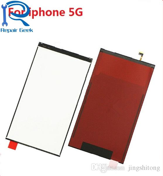 Новый оригинальный материал ЖК-дисплей подсветки фильм гибкий кабель для iPhone 5G 5S 5C 6G 6 Plus 6plus задний свет ремонт запасные части