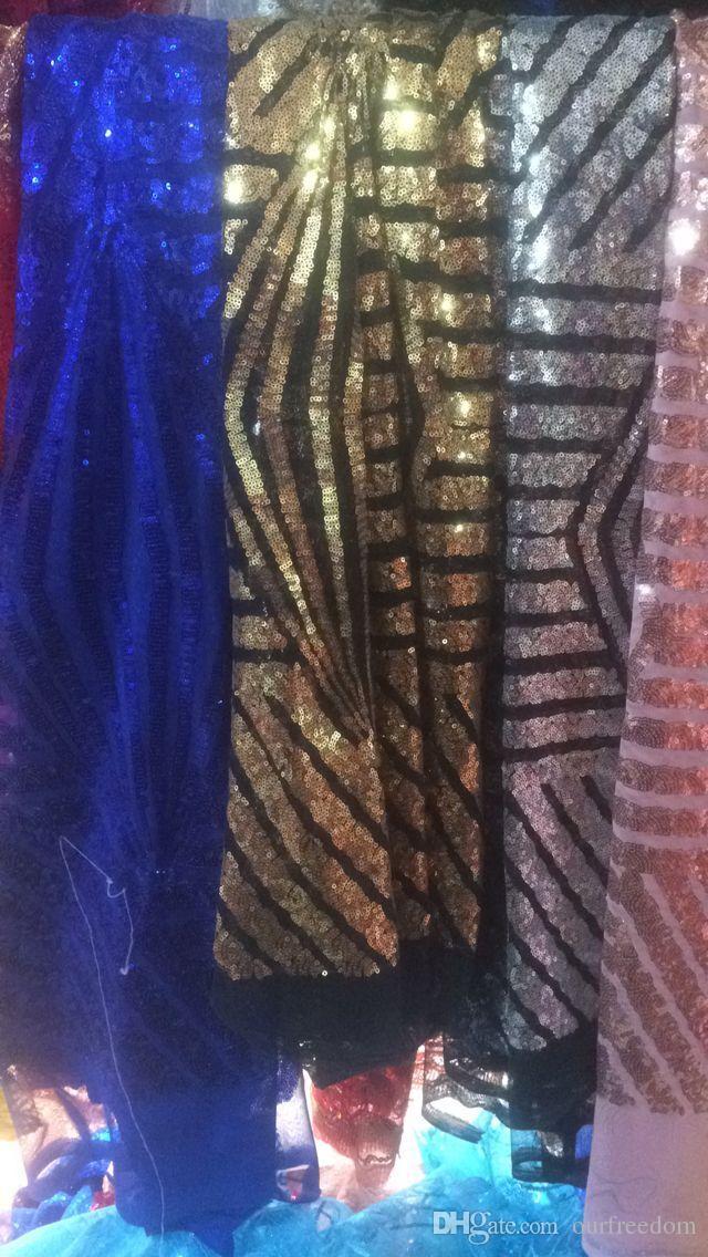 2019 Michael Costello robes de bal à manches longues Bling Bling noir paillettes col haut sirène sexy robes de soirée robes de soirée de reconstitution historique