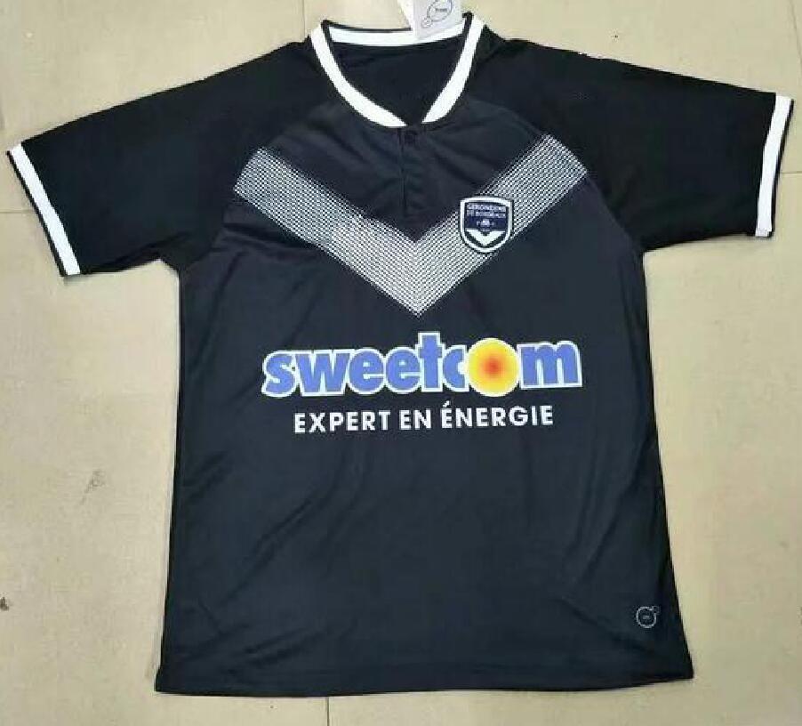 Bordeaux soccer club jersey black for Discotheque a bordeaux
