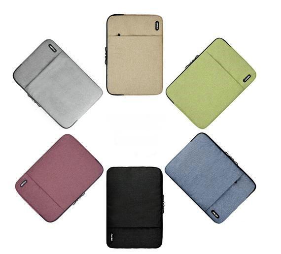 Impermeabile Crushproof 8,10,11,12,13,14,15,6 pollici Laptop Laptop Bag uomini Donne Borsa Laptop Laptop Case cover