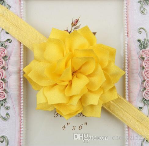 Hair Accessories Baby Contrast Color Girl Grosgrain Hair bow clips Accessories YH474