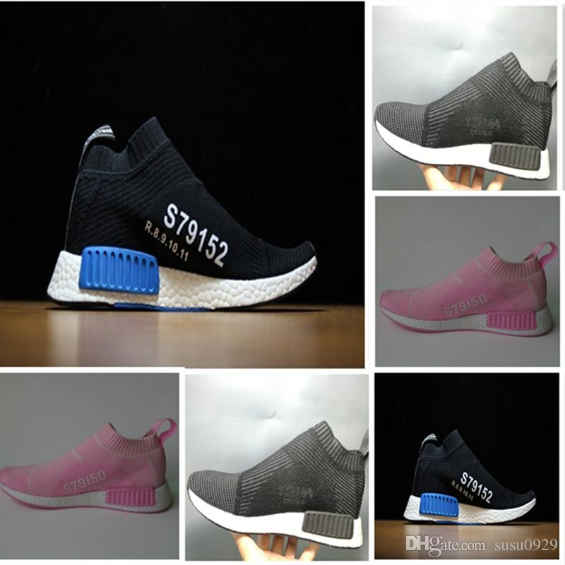 4999d7fb4bff Casual Shoes 2017 Cheap Wholesale NMD City Sock 2016 Men s   Women s ...