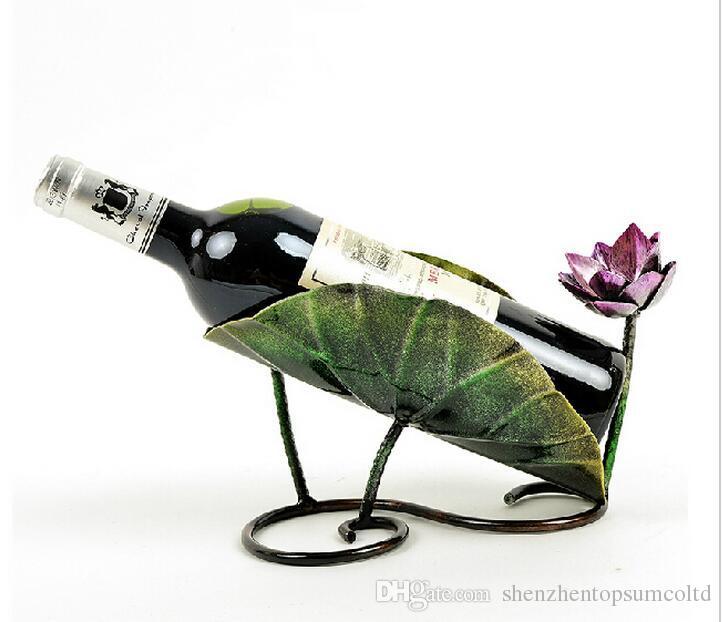 Hot Sale Lotus Wijnhouders Flessenrek Wijnrekken Wijnglasrek