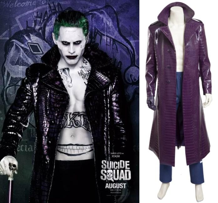 Suicide Squad Joker Cosplay Costumes Anime Couple Costumes Anime