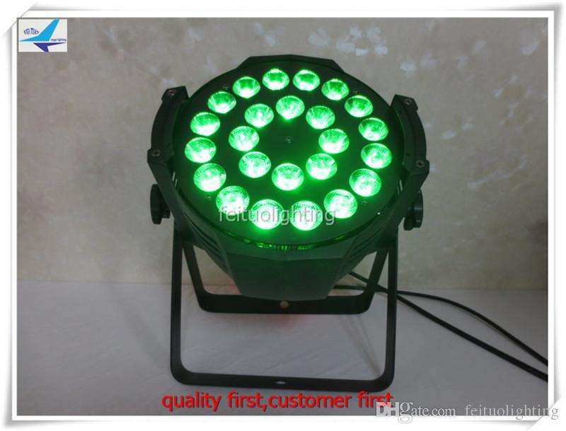 224x15w par64 5 in 1 led par can light 5/9 CH rgbwa led par light