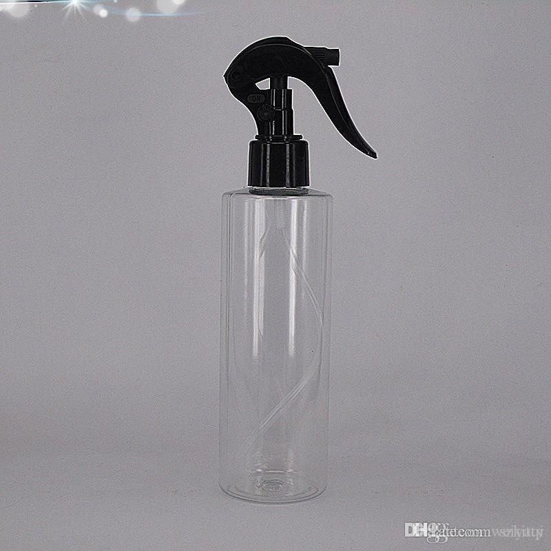 5712ddd27d5a 250 ml clear pet plastic trigger spray bottle for cleaning windows or  watering small plants,free shipping