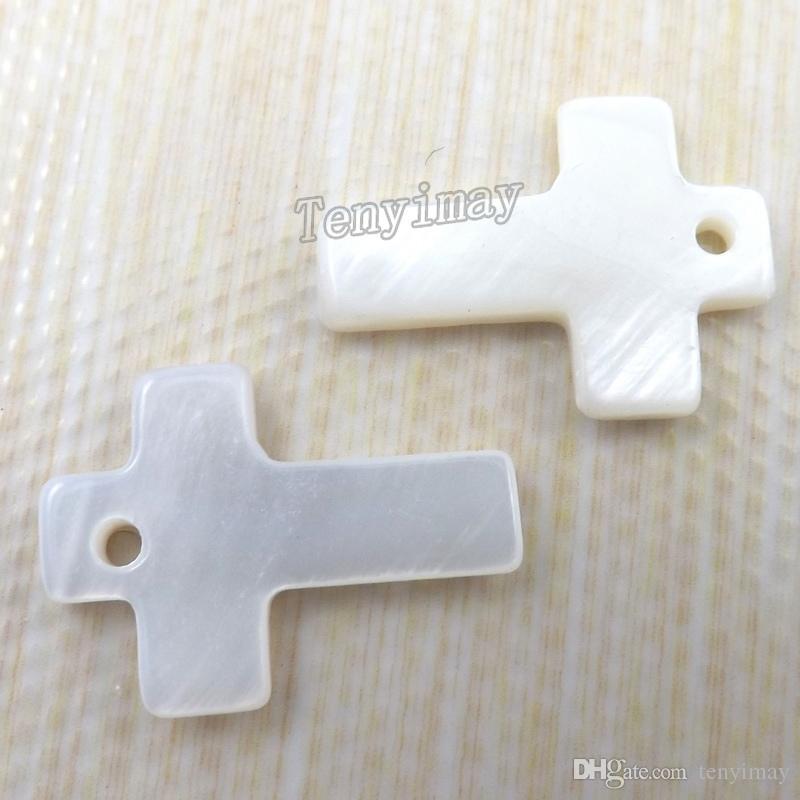 I pendenti di Shell di modo incastonano i ganci bianchi delle coperture di colore di 20x15mm trasporto libero di DIY