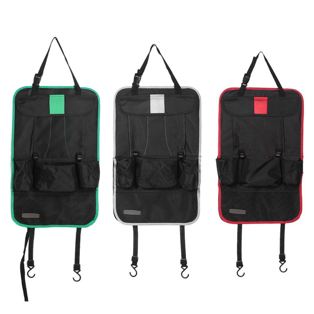 car auto seat back bag organizer holder multi pocket travel storage hanging bag diaper baby kids car seat hanging bag front car seat organizer front seat