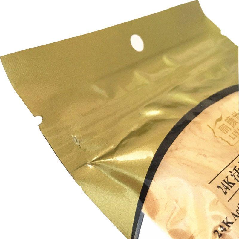 Wholesale big quantity 24K Gold Collagen Face Mask Powder for Beauty Salon Spa  Moisturizing