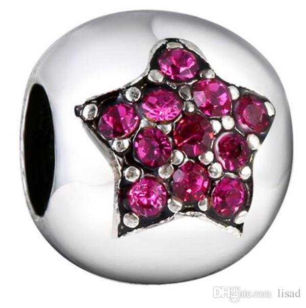 buon fascino un braccialetto, ciondoli fascino fai da te, ciondoli alla moda ciondolo collana pendente bracciale gioielli
