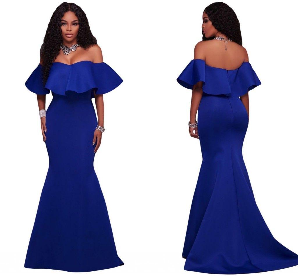 Mermaid Casual Dress