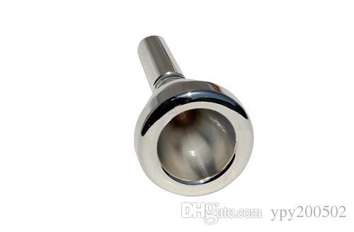 1 pz bocchino trombone tenore bocchino trombone tenore in argento