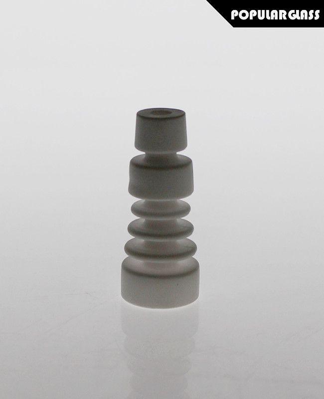 SAML Ceramic Nails bong ceramic domeless smoking pipe ceramic bowl joint size 18.8/14.4mm PG5064