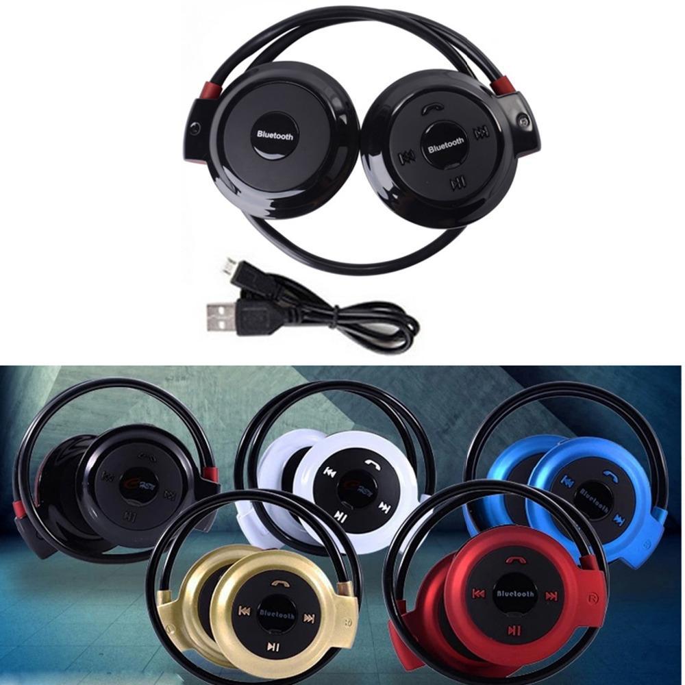 Mini Mini 503 Bluetooth 4.0 fone de Ouvido Mini 503 Esporte Sem Fio Fones De Ouvido Fones De Ouvido Estéreo de Música + Micro Slot Para Cartão SD Livre DHL