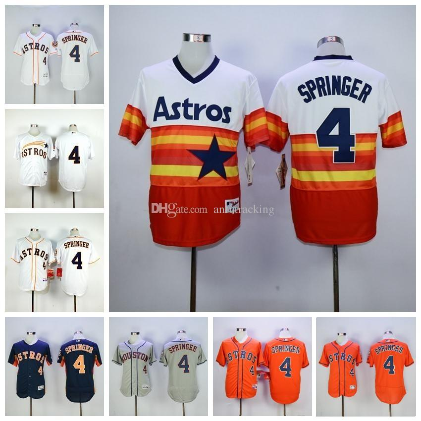 huge selection of 519ae 85275 4 george springer jersey