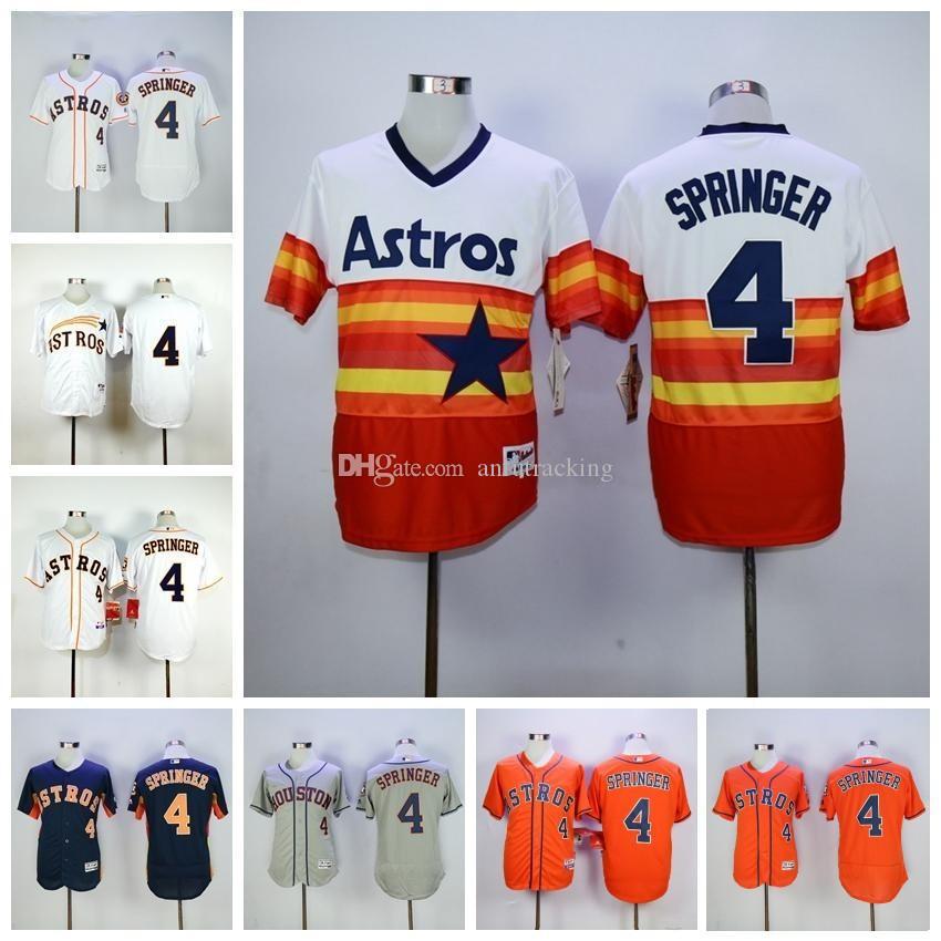 huge selection of 71c9a b6952 4 george springer jersey