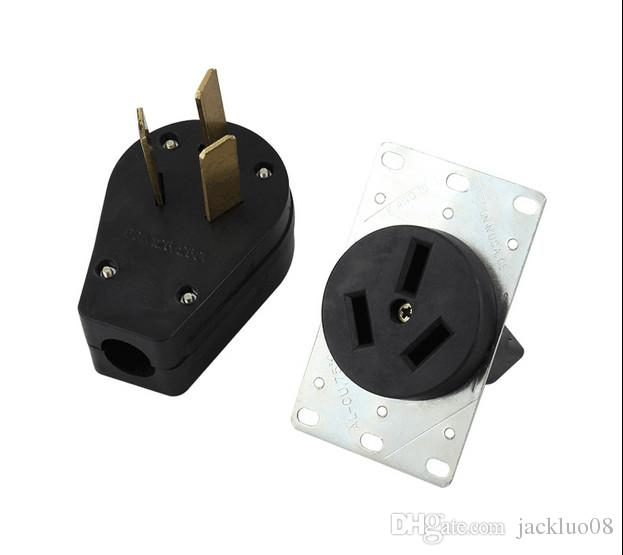 2018 125/250v High Power 50a 10 50p American Standard American Plug 10 50r  Regulated Power Supply Socket Plug From Jackluo08, $5.63 | Dhgate.Com