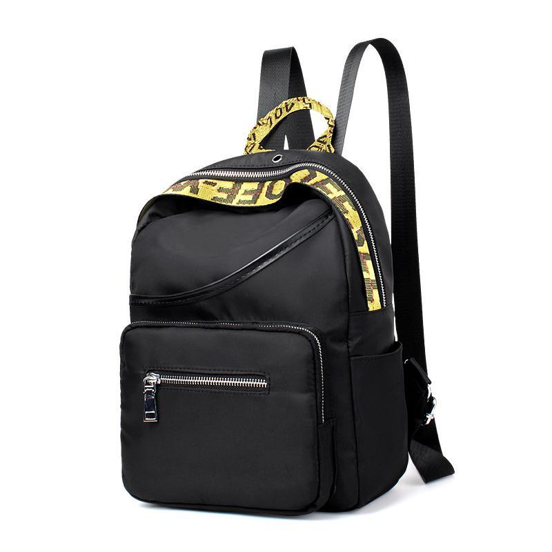 62ab0dd881 Backpack Women Handbag Shoulder Bag Lady Casual Travel Bolsa Leather  Rucksack Bags College Student Knapsack Bag Mochila Feminina Waterproof  Backpack Kids ...