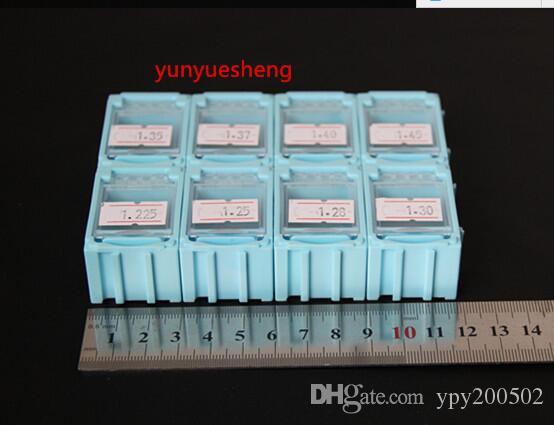 Coffret 1.225-1.45, huit modèles, boîte à ongles avec parties de piano Shenda