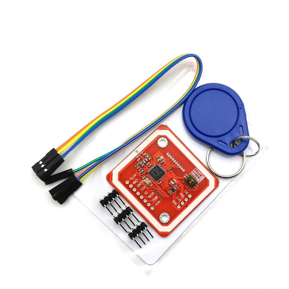 PN532 NFC RFID Module V3, NFC With Android Phone Extension Of RFID Provide  Schematic And Library