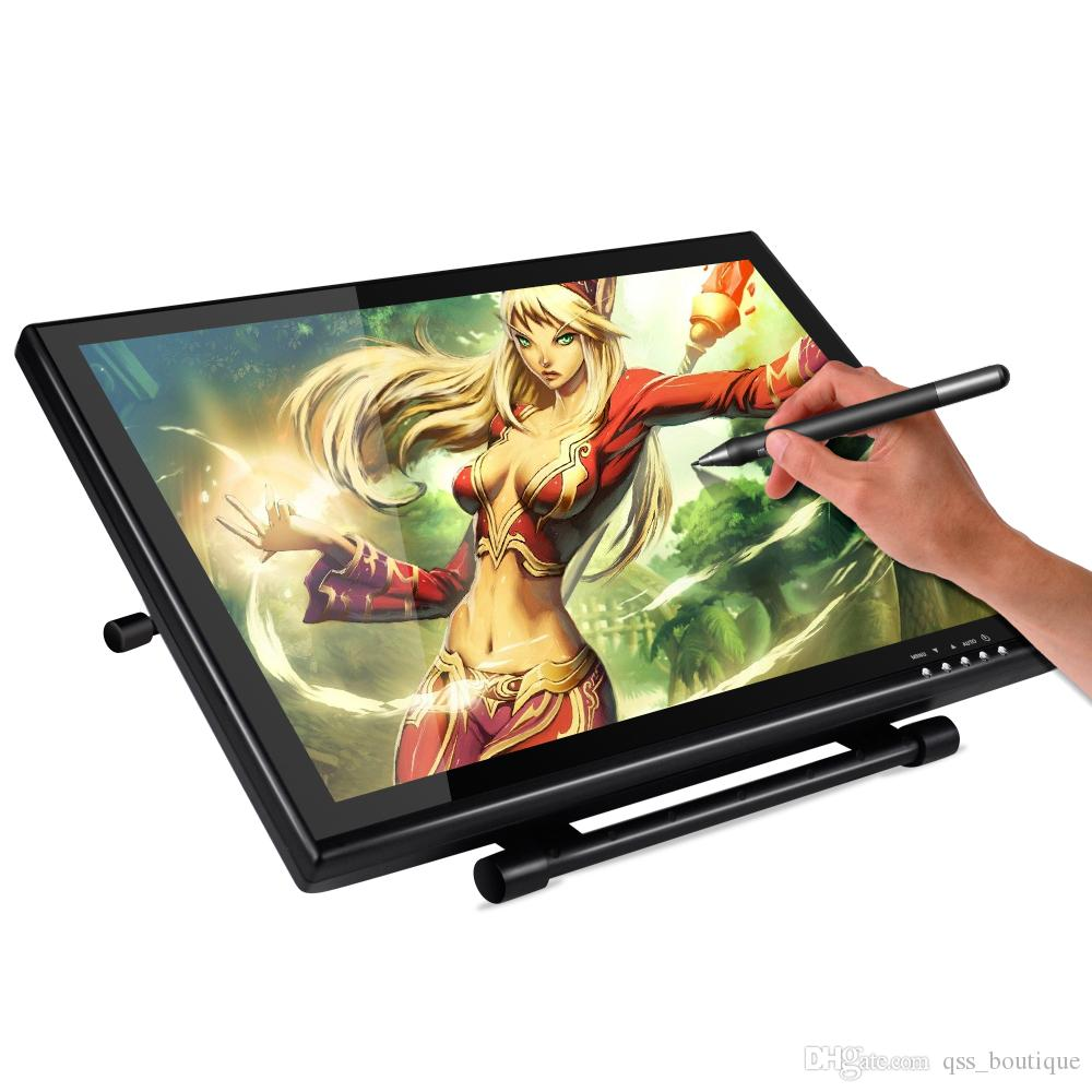 Ugee UG1910B 19 Inch Black Graphic Tablet Monitor Digital Drawing ...