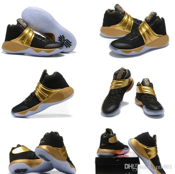 famous brand aa35d b6489 nike kyrie 2 navy gold finals pe ... 8df8b0b7fef2