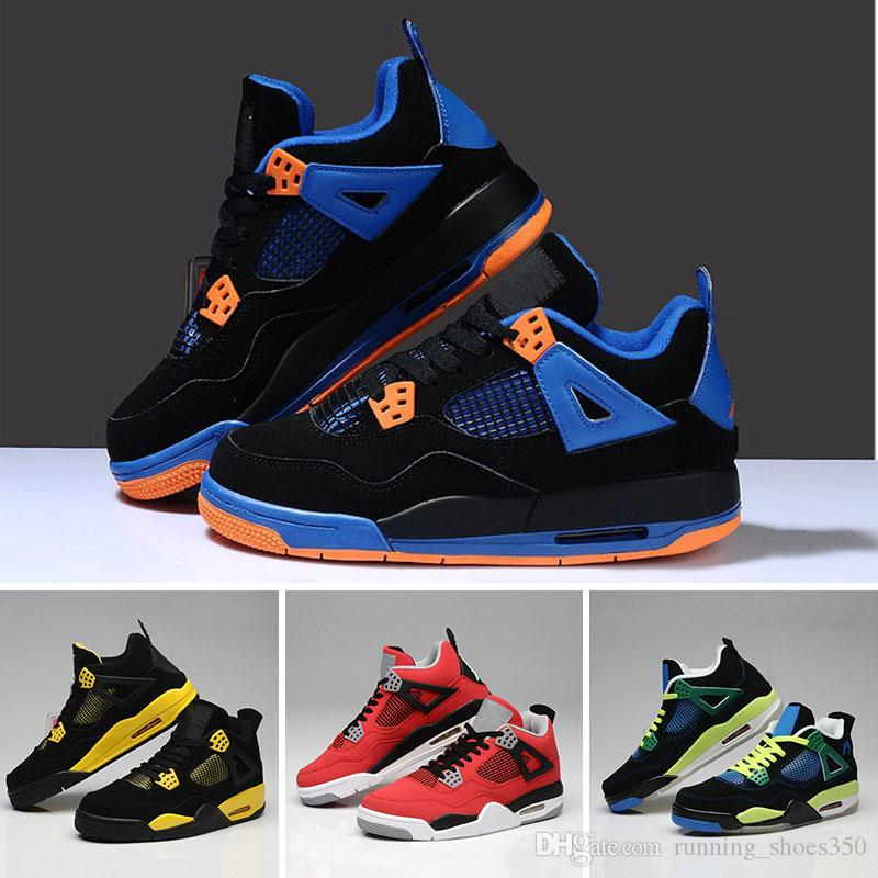 100% authentic 5cc3a 9fe8b ... release date acheter air retro nike air jordan 4 hommes chaussures de  basket ball militaire motosports