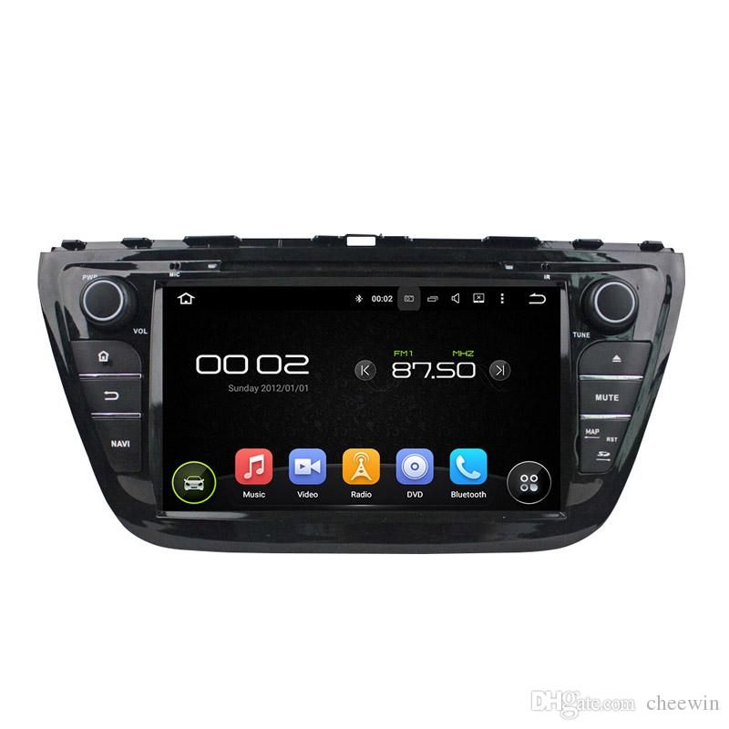 8inch 1024*600 HD Screen Android 5.1 Car DVD player for Suzuki SX4 with GPS,Steering Wheel Control,Bluetooth, Radio