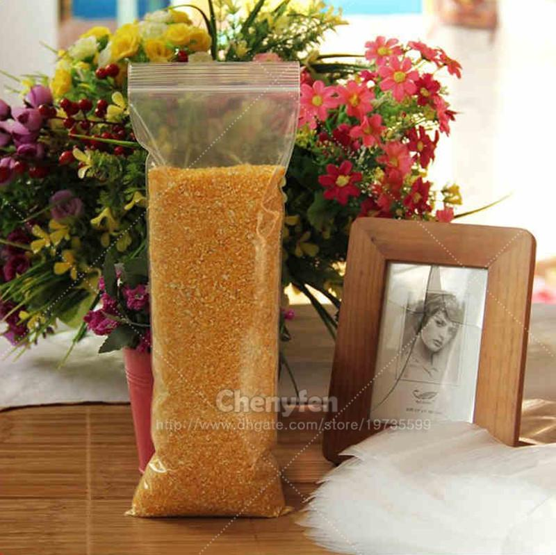 Long Ziplock Bags 11x30cm Clear Thick 6mil Zip Seal Top Quality Bags  Resealable - Recloseable 100pcs Zip Plastic Bags