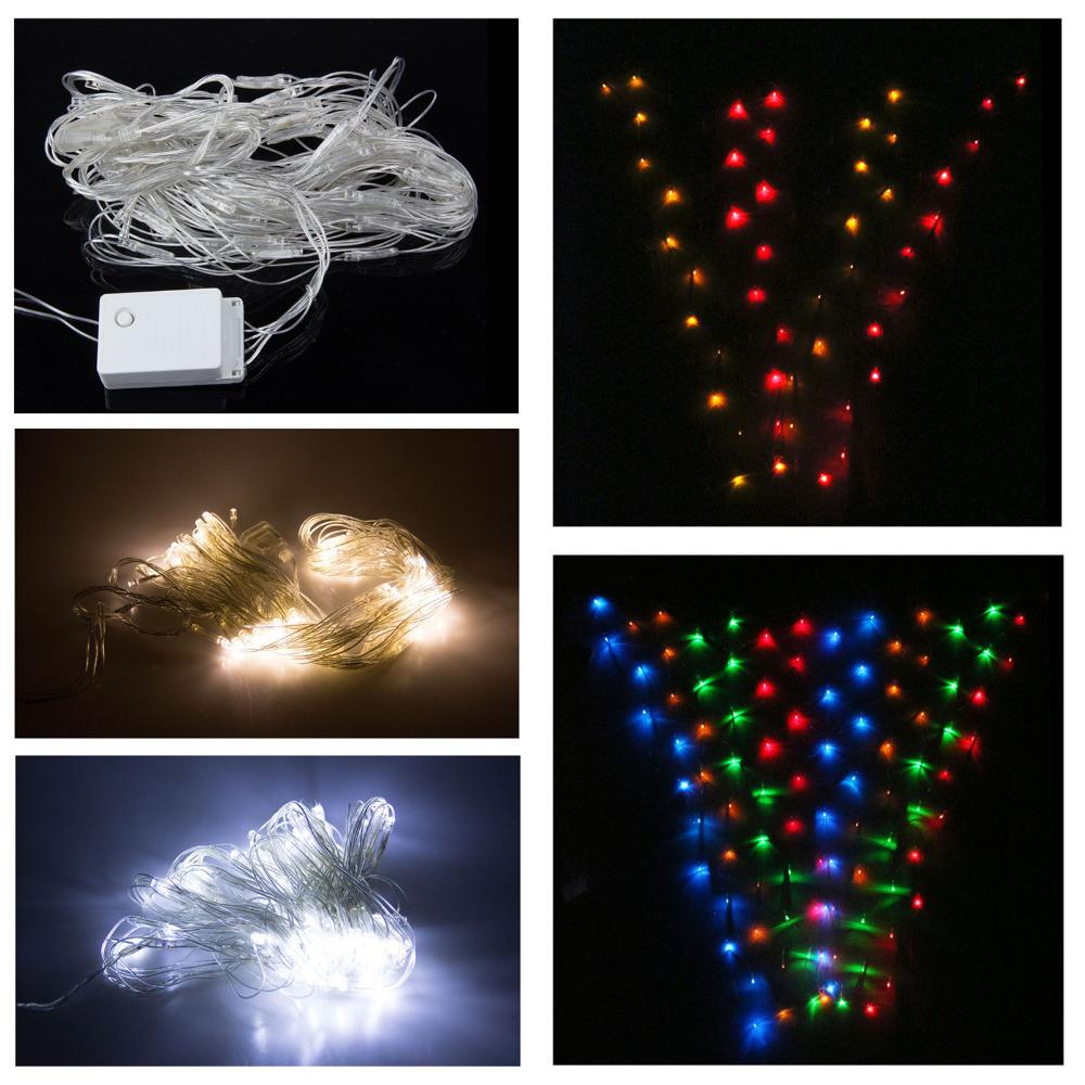Wholesale clearance 1515m 96 leds led christmas lights outdoor wholesale clearance 1515m 96 leds led christmas lights outdoor new year wedding ceremony fairy string with 8 flash modes 220v string of lights string aloadofball Gallery