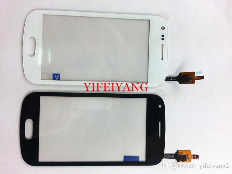 BEST OEM 100% Test replacement For samsung Galaxy Trend Duos 2 S7582 S7580 touch screen digitizer panel glass with flex cable