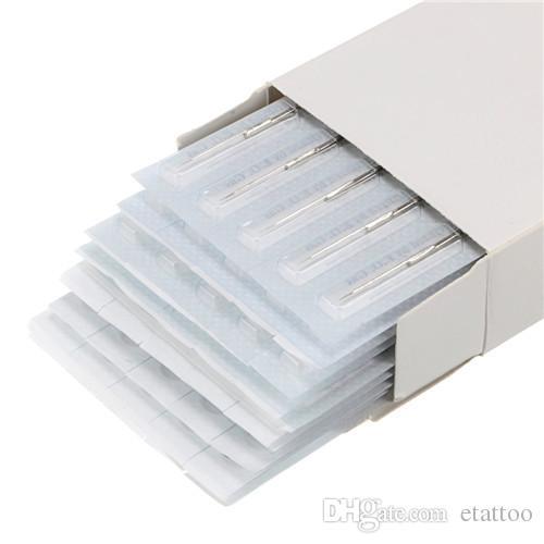 La scatola di gli aghi eliminabili sterilizzati del tatuaggio di Premade di Shader del premier di 9RS fornisce il trasporto libero