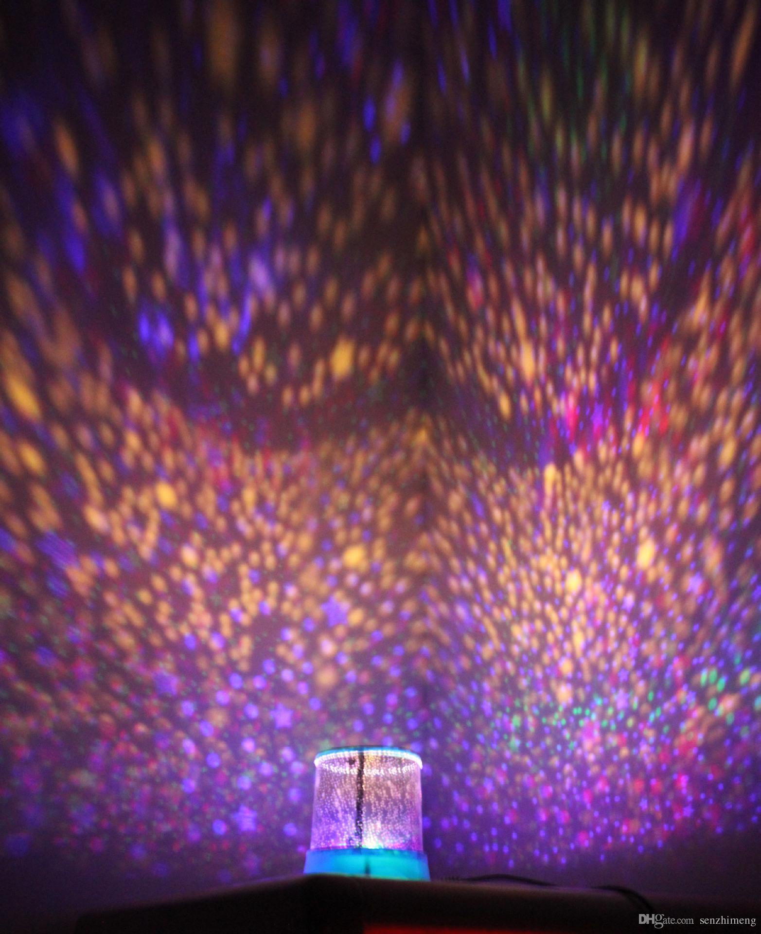Пасхальные СВЕТОДИОДНЫЕ Струны Яичные Огни Партия Харизмы Хэллоуин Декор Главная Сад Двор Украшения Новизна звезды небо звезды проекционный свет