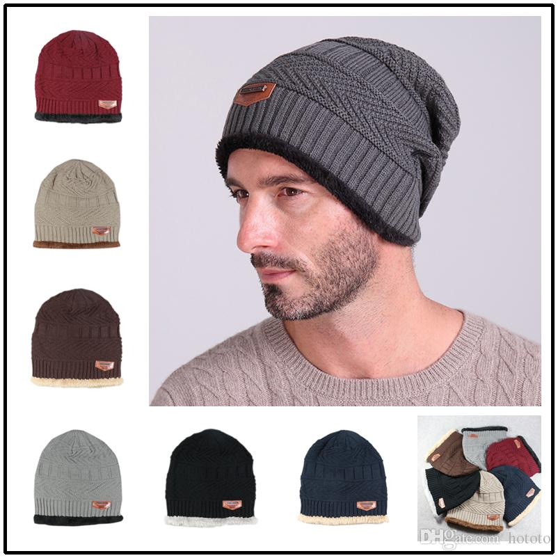 26af577d9dc Hip Hop Winter Casual Beanie As CC Hats Brief Male Knitted Hat Sports  Styles Warm Skull Caps For Men Stocking Cap Baby Sun Hat From Hototo