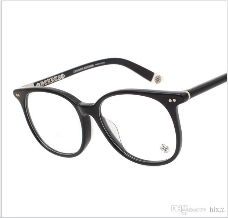 Compre Venta Caliente Marca Diseño Vidrios Lisos Hombres Mujeres Anteojos  Marco Computadora Glasse Gafas Ópticas Oculos De Grau Mothe Rfungis 52 Mm  Con ... 1ba491cc22