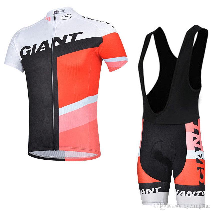 TOUR DE FRANCE 2017 GIANT-Alpecin TEAM Kurzarm pro Radtrikot Fahrradhemd / Bike BIB Shorts Männer Radsportbekleidung D2101