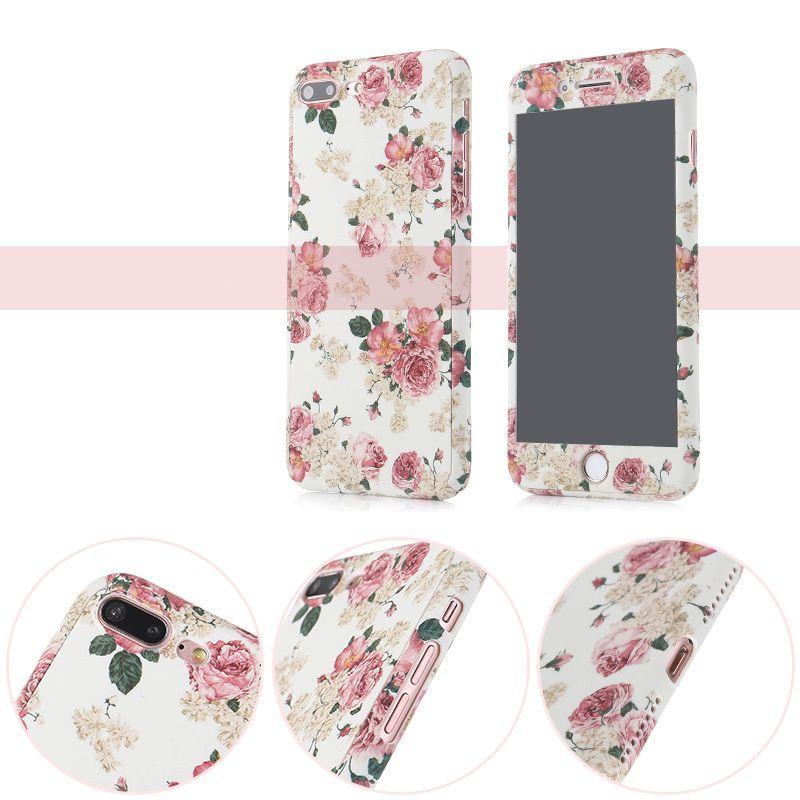 iphone 6 case flower pattern