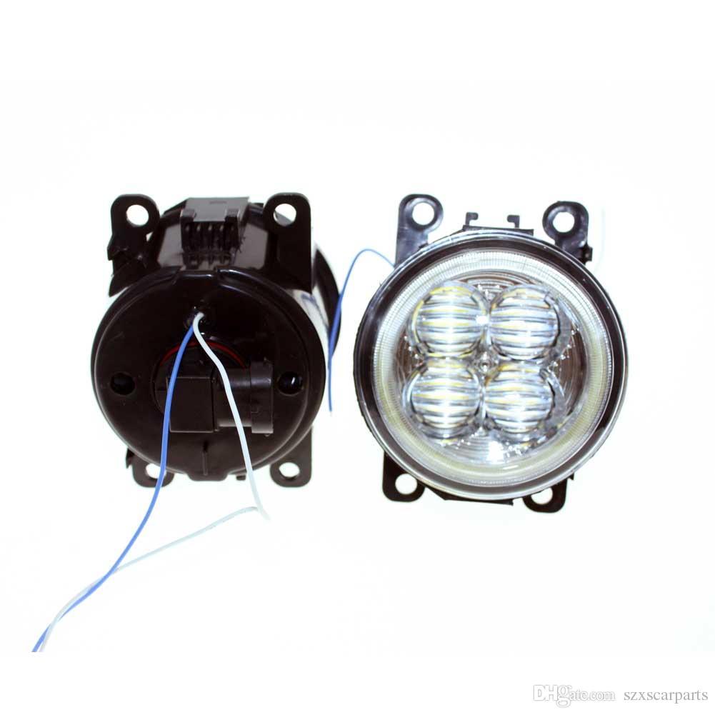 Nissan Sentra Fog Light Wiring