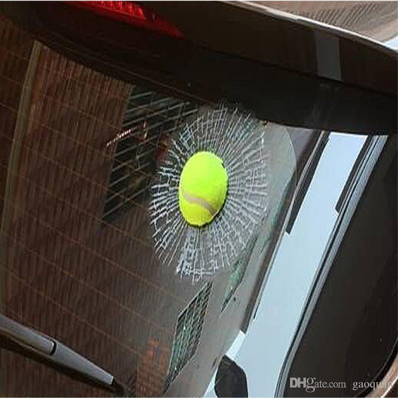 / Pack 3d simulation car sticker Basketball, football, baseball,tennis Glass door sticker