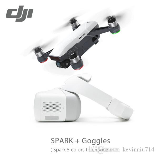 DJI SPARK And Fly More Combo Drone Goggles Immersive FPV Compatible VS Mavic Pro Online With 208543 Piece On Kevinniu714s Store